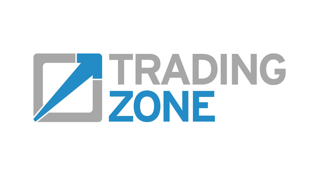 TZ logo white a